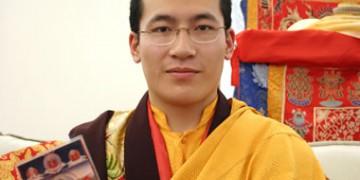 Thaje Dordže, 17. Gjalwa Karmapa